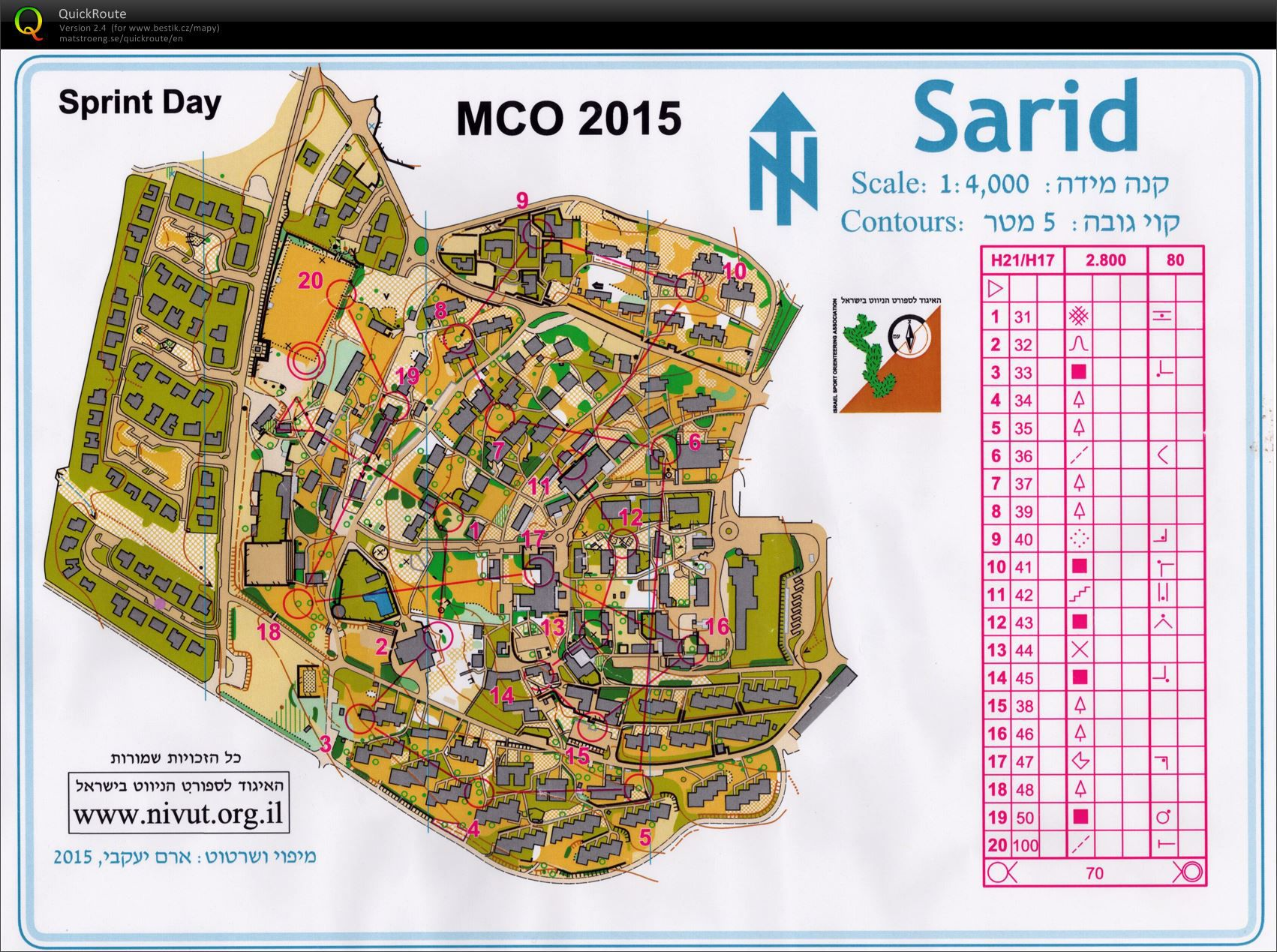 MCO Israel Open 2015 (19.02.2015)