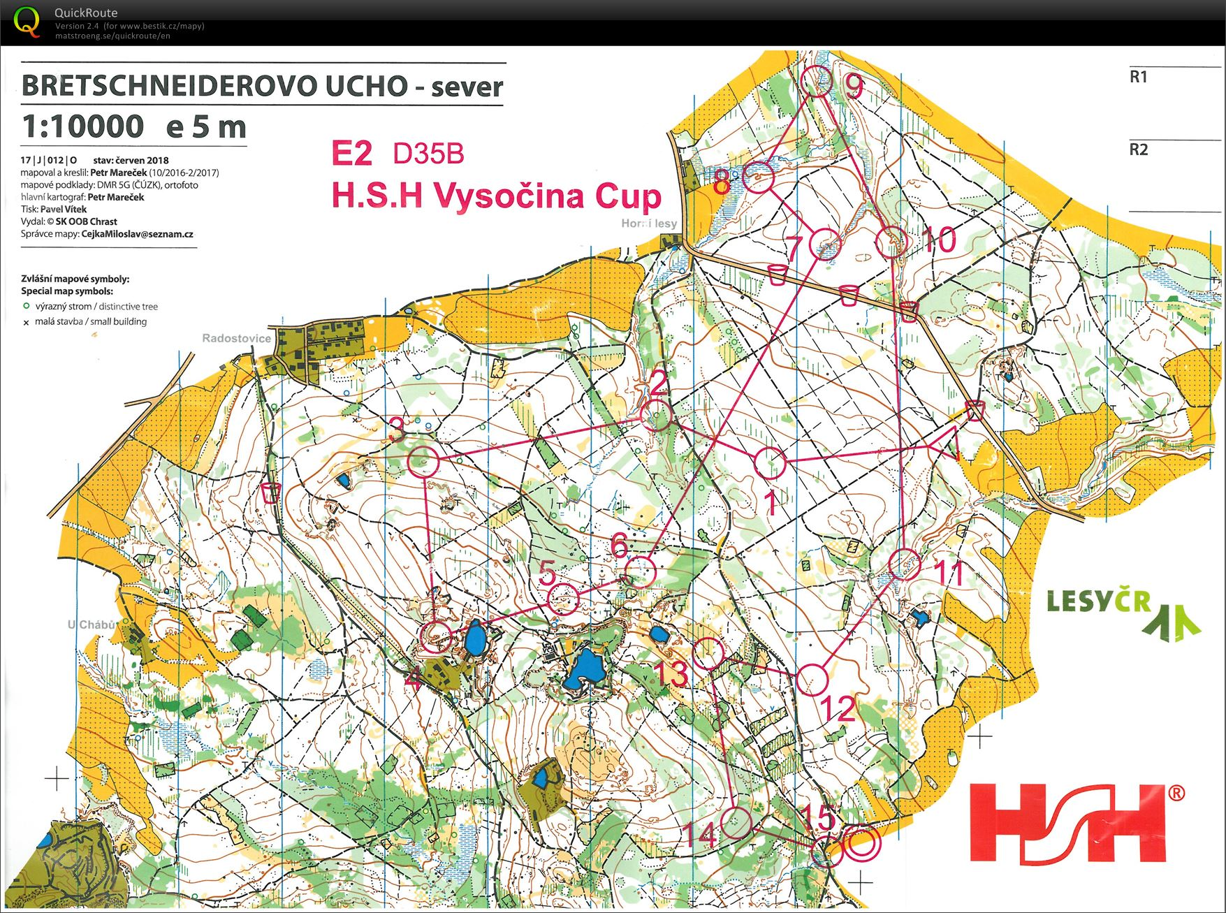 HSH cup E2 (14.07.2018)